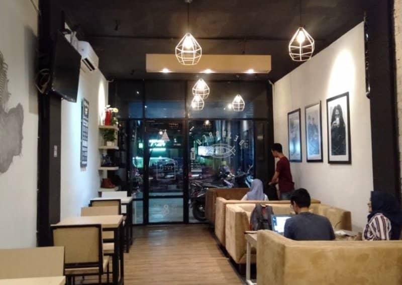 cafe di kelapa dua depok