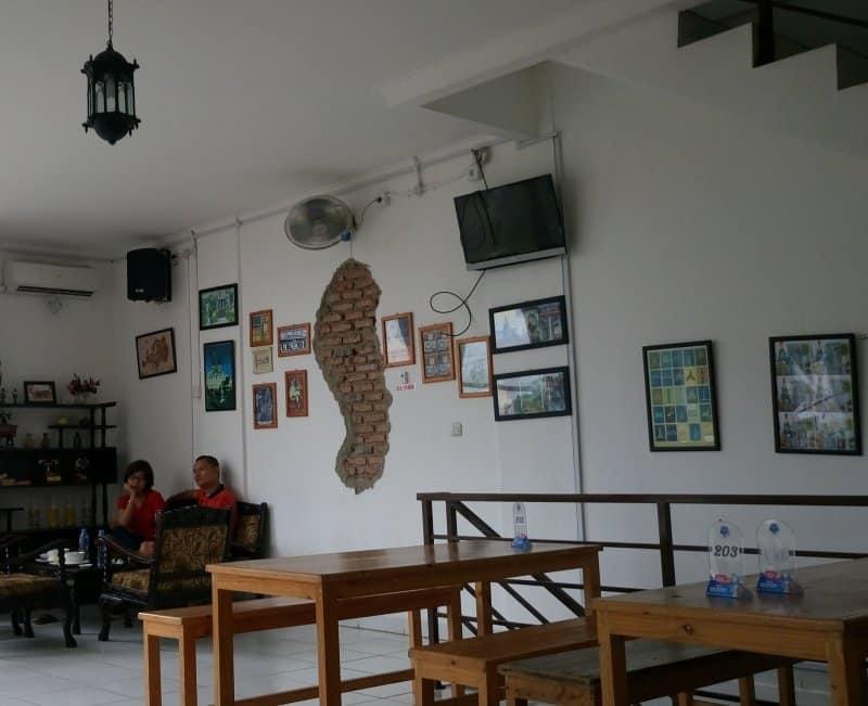cafe cozy depok
