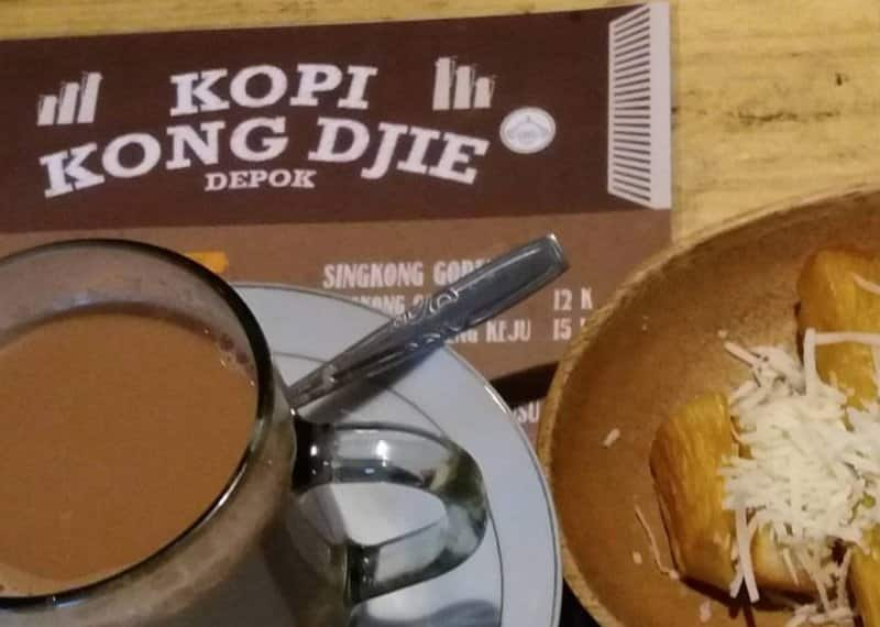 cafe di beji depok
