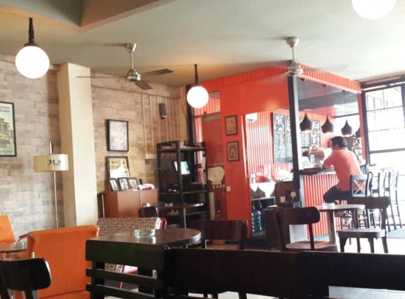 cafe annyeong depok