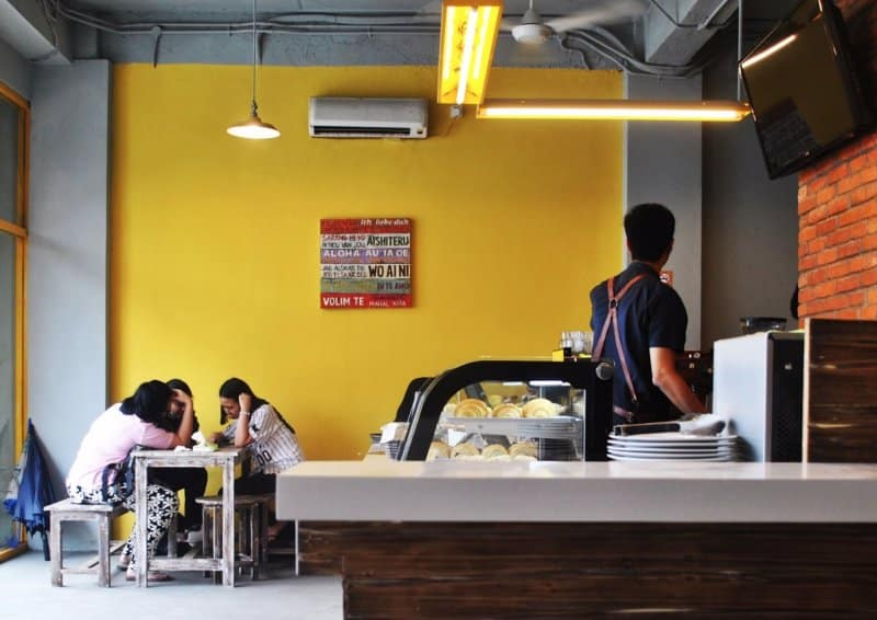 cafe di depok lama