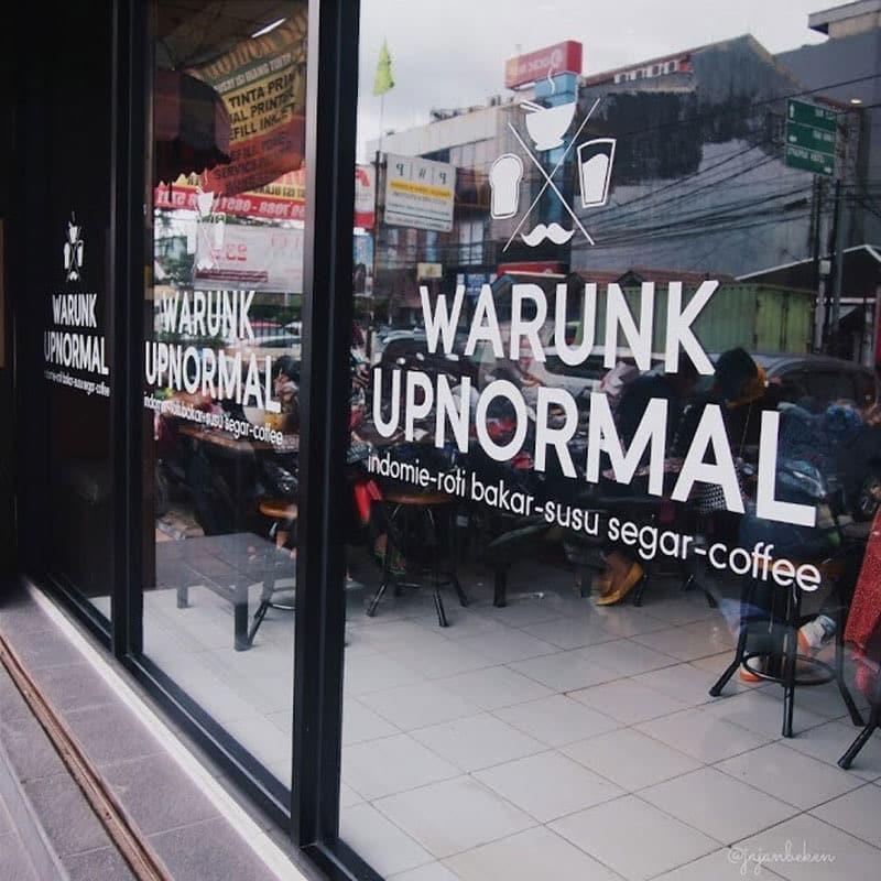 cafe di jatinangor bandung