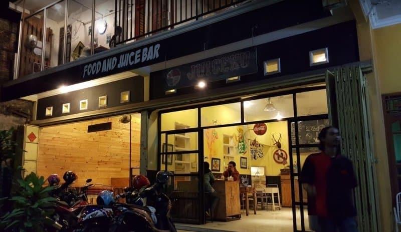 cafe beranda kebumen