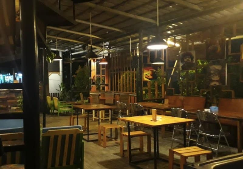 cafe hits di pangandaran