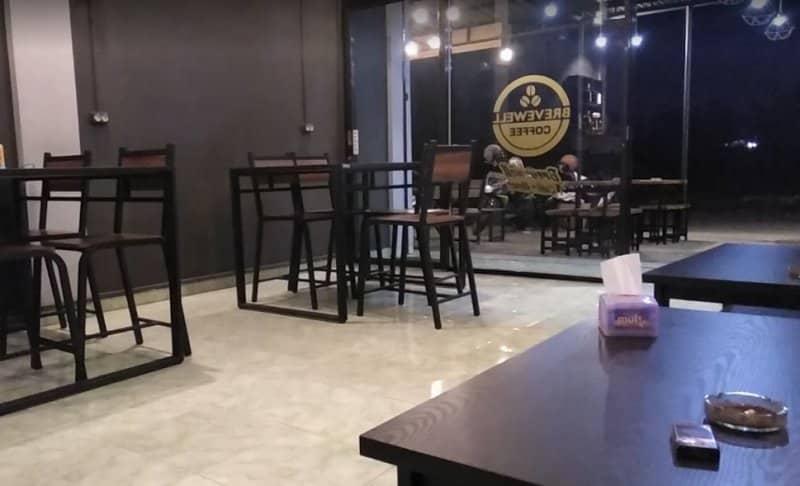 cafe lampion purwokerto