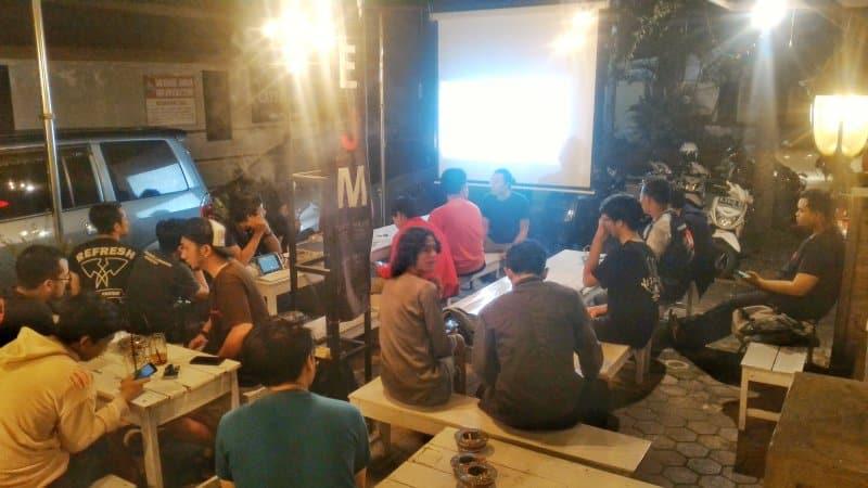 cafe karaoke purwokerto