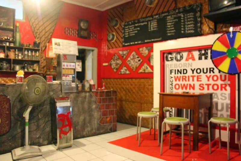 cafe arjuna tasikmalaya