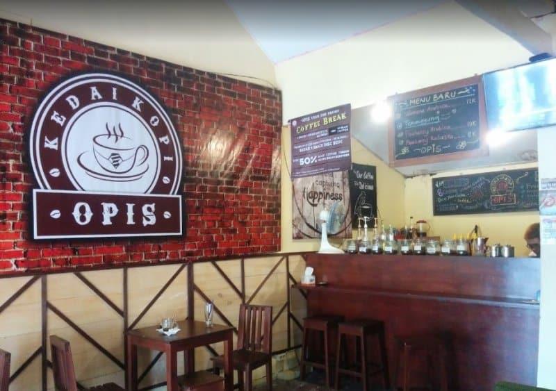 kedai kopi di muntilan