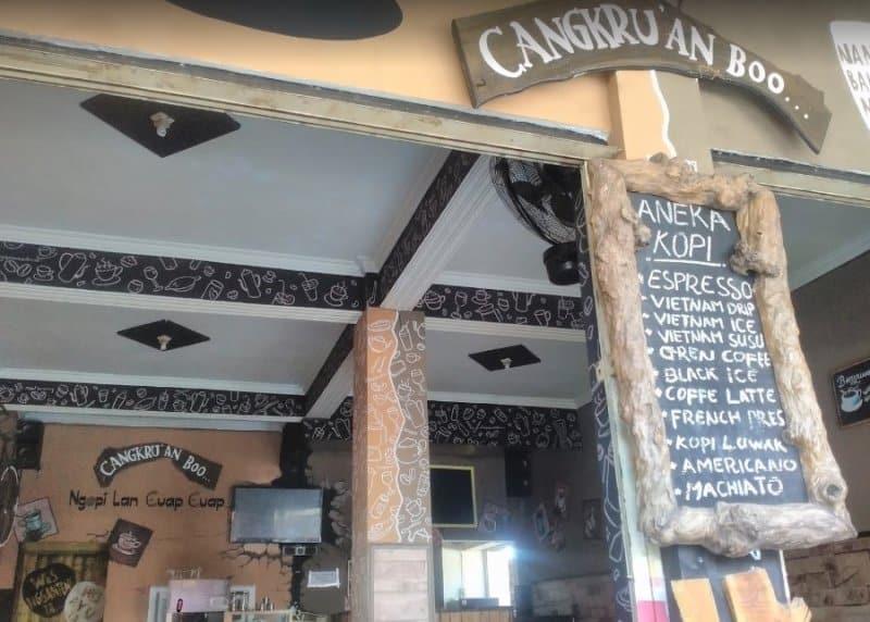 cafe di banyuwangi kota