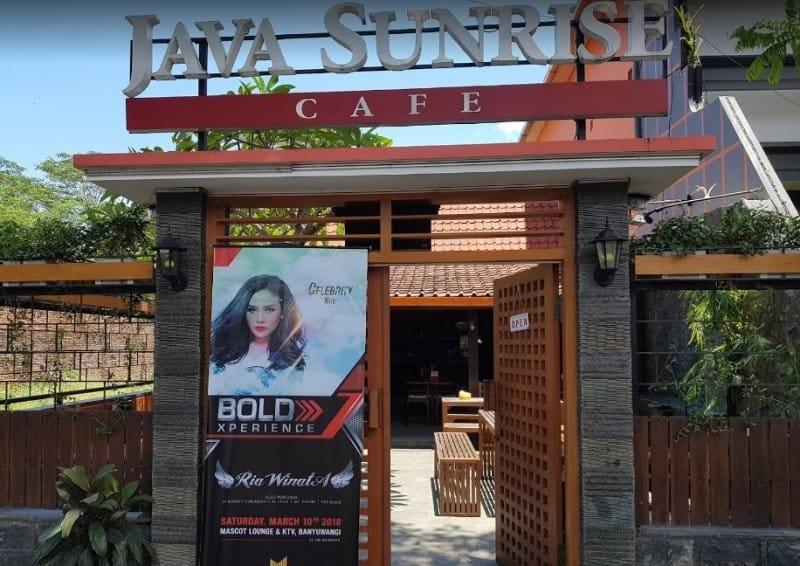 cafe di banyuwangi terbaru