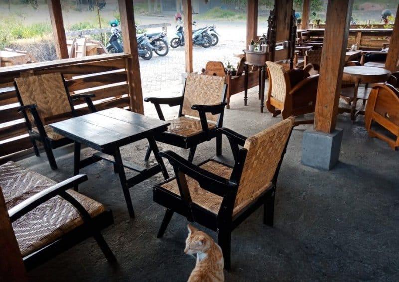 cafe di batu malang terenak