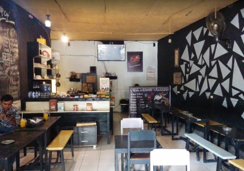 cafe di bojonegoro yang enak