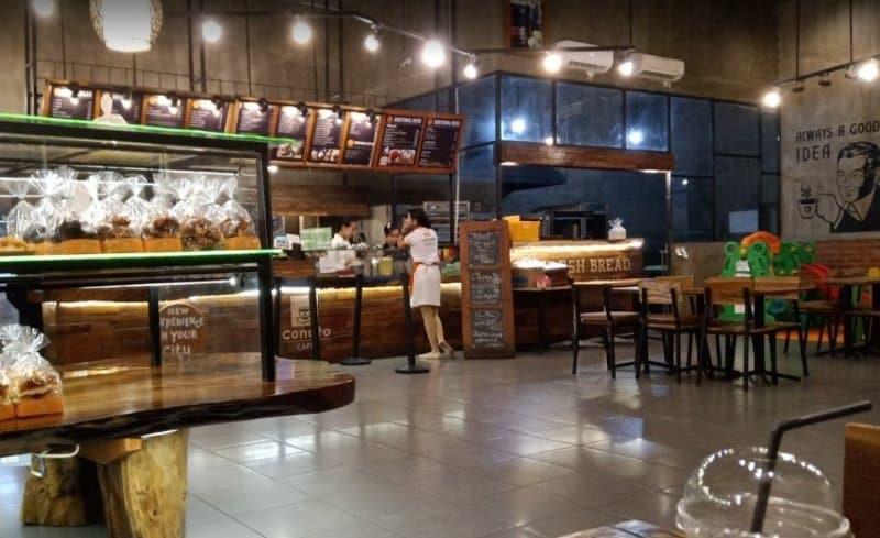 cafe di bondowoso terasik