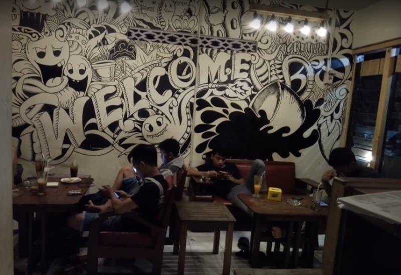 cafe daerah demak jawa tengah