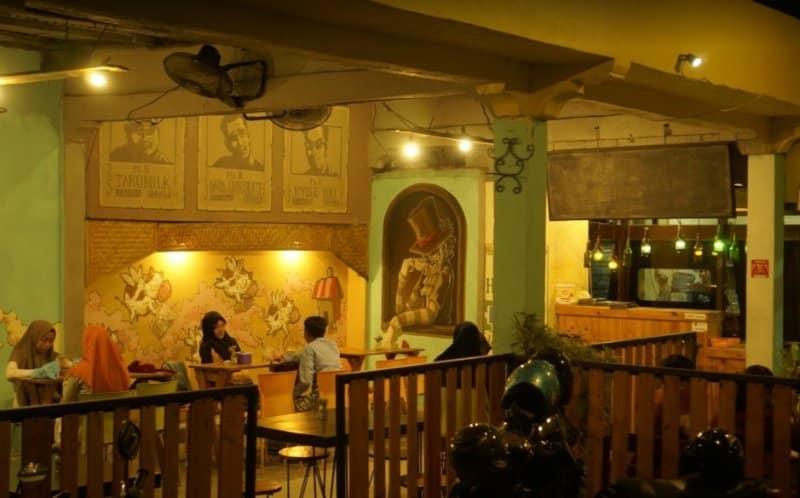 tempat cafe di demak