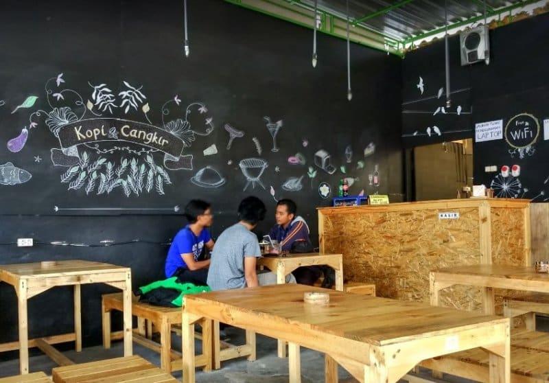 cafe di gresik dekat