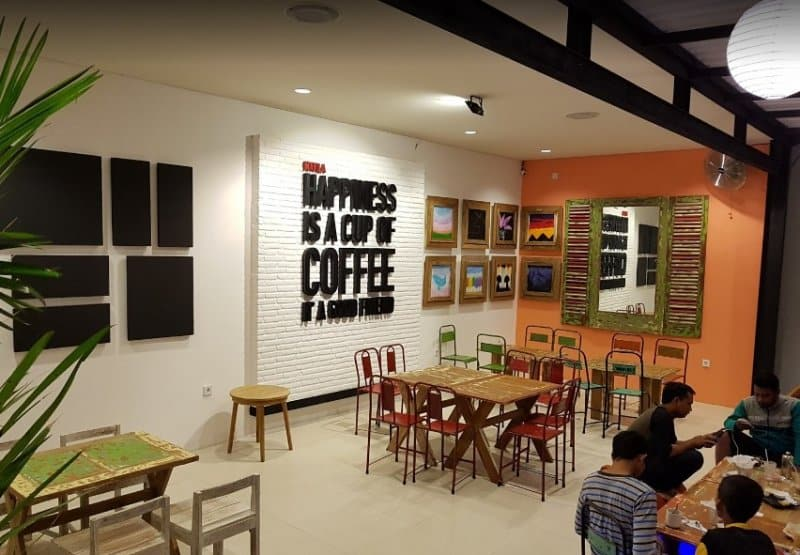 foto cafe di jombang