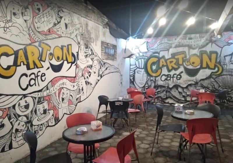 cafe di kediri keren