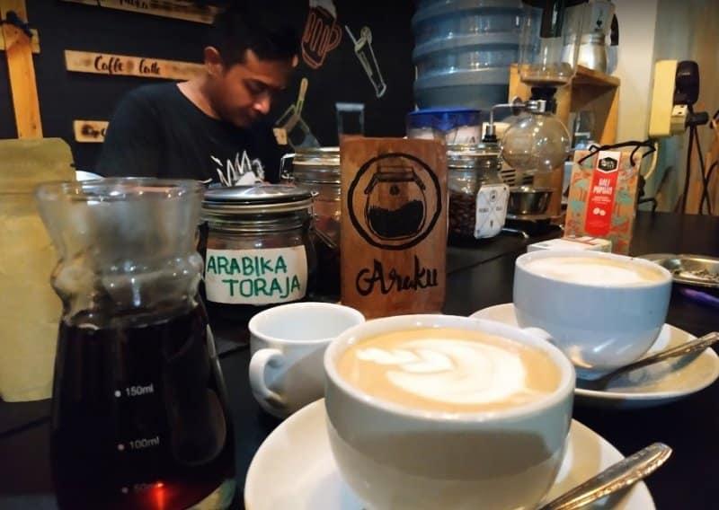 cafe kabupaten kendal