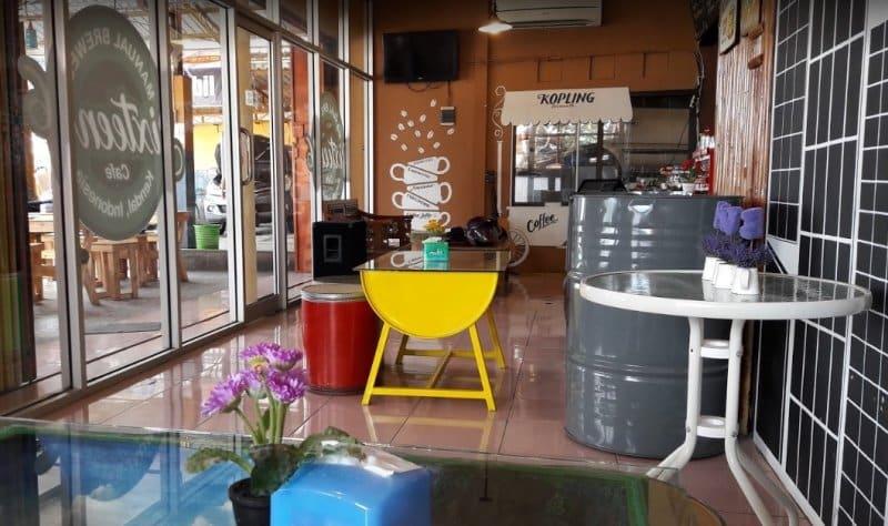 cafe kendal cumbria