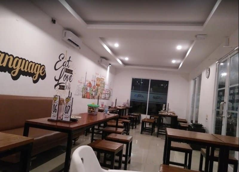 cafe di daerah kendal