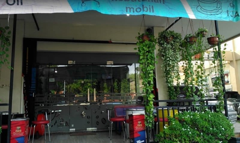 cafe green kudus