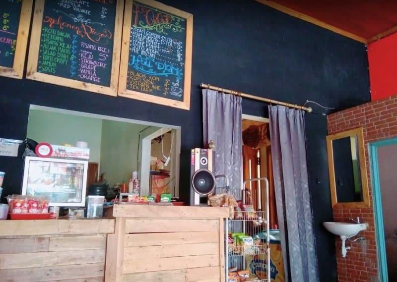 cafe di lamongan siang