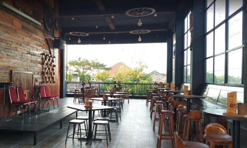 daftar cafe di lamongan