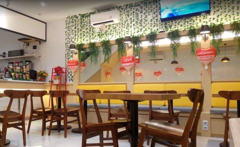 cafe di pekalongan taiwan tea house
