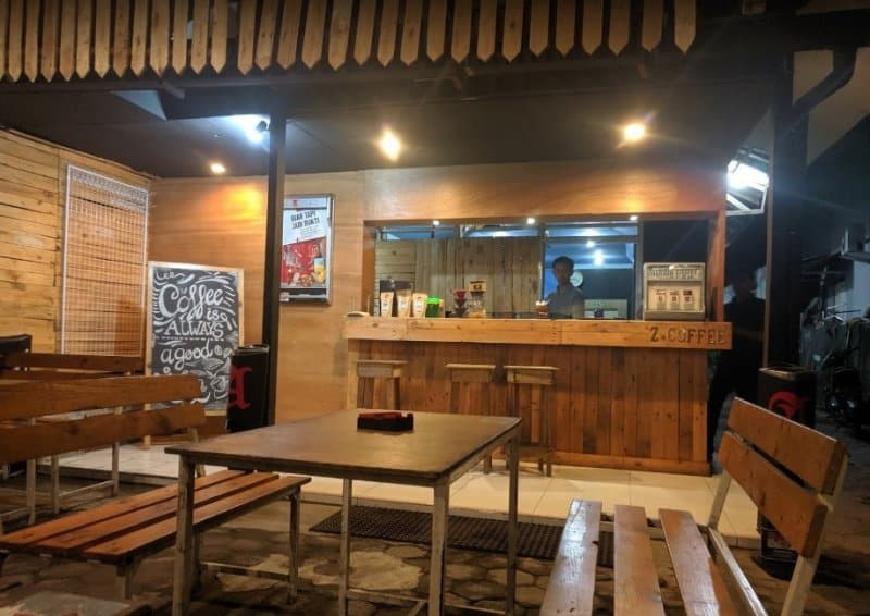 cafe di probolinggo paling unik