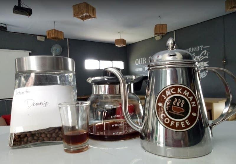 cafe di purworejo instagrammable