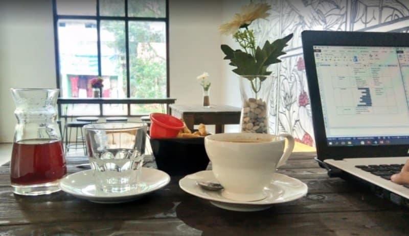 kafe kopi di salatiga