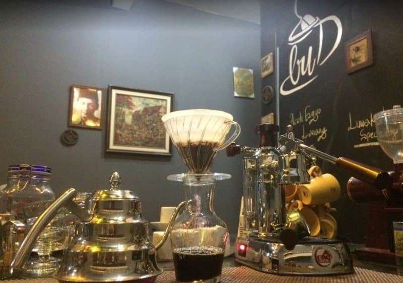 cafe kopi ungaran
