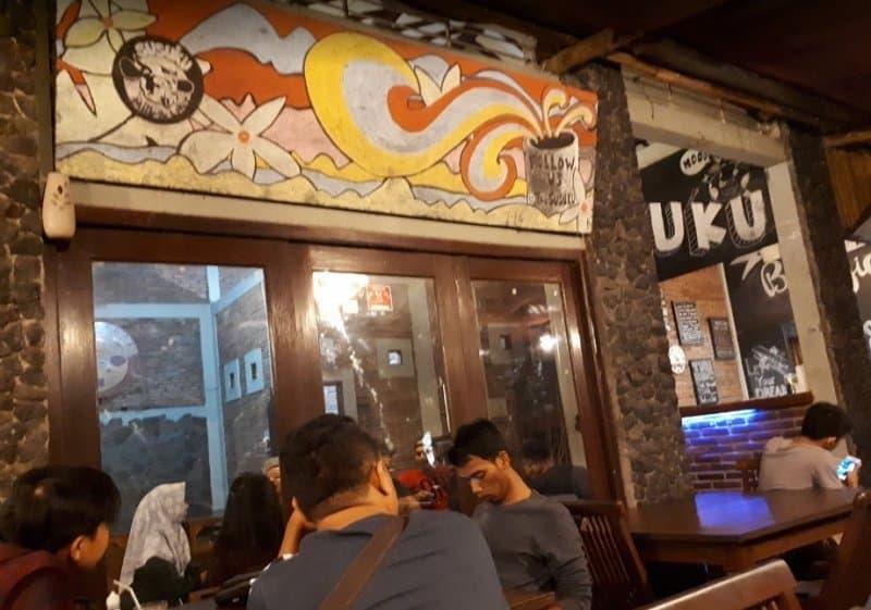 cafe di ungaran semarang