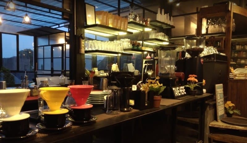 cafe instagramable di ungaran