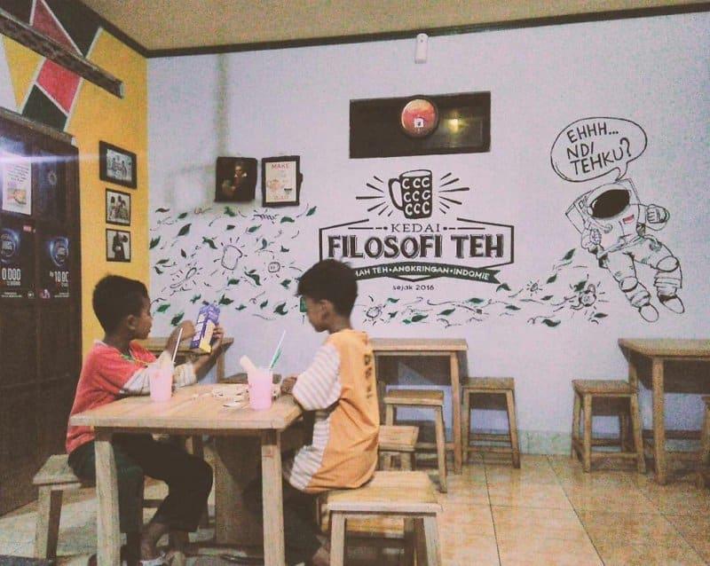 cafe di wonogiri