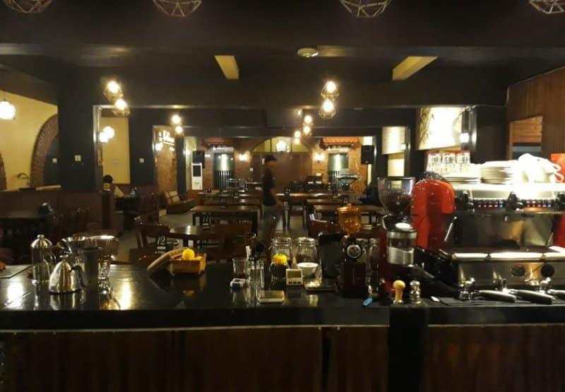 cafe di wonosobo baru