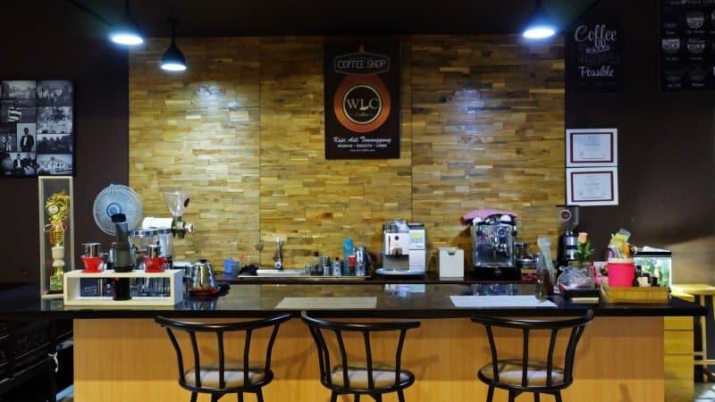 Cafe di temanggung