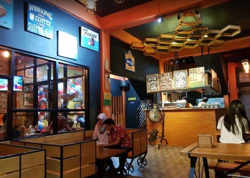 cafe di banjarbaru terdekat