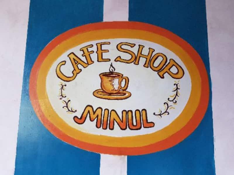 Cafe di magetan malam