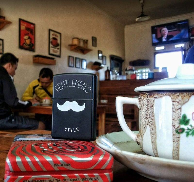 Cafe di magetan enak