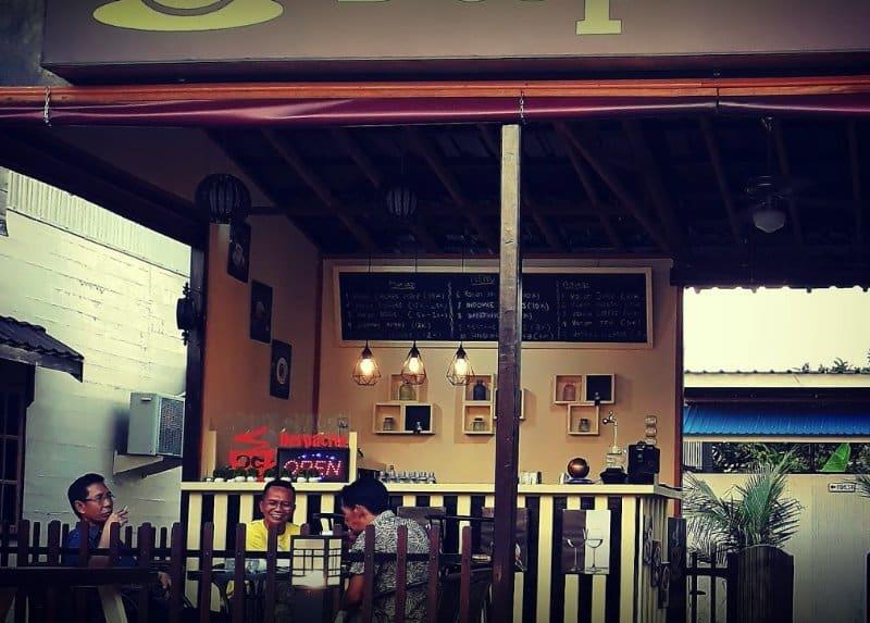 cafe di marabahan kalsel