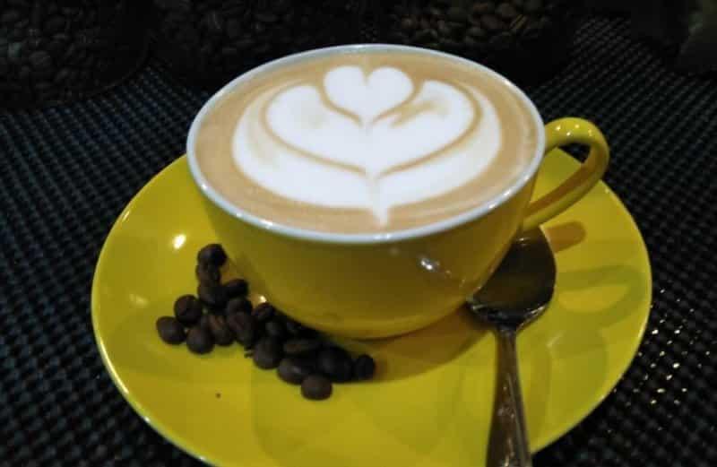 cafe di martapura nyaman