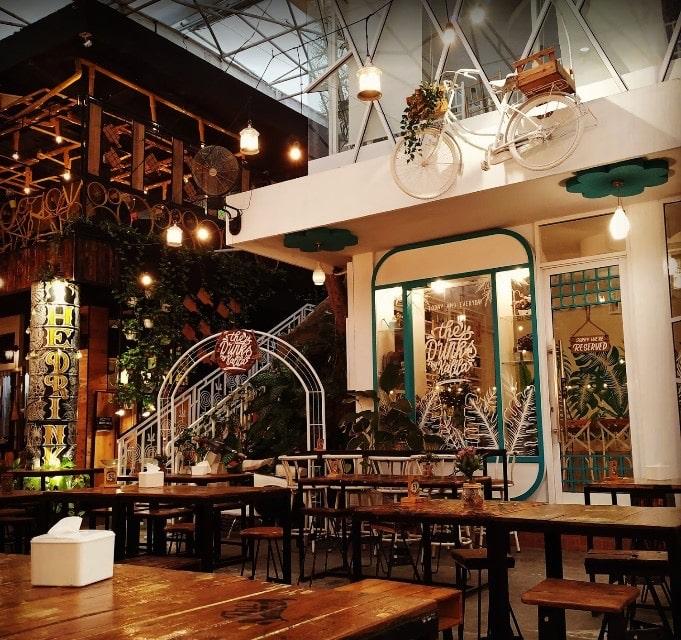 Cafe di ngawi murah