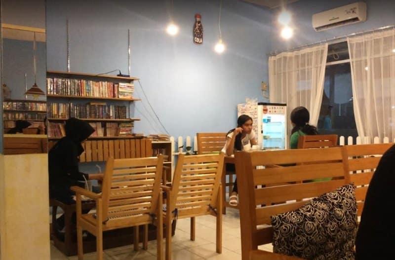 cafe di palangkaraya dekat