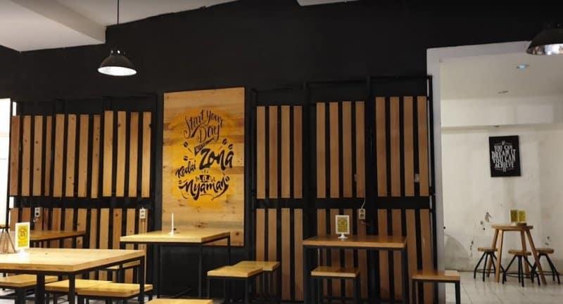 cafe di palangkaraya murah