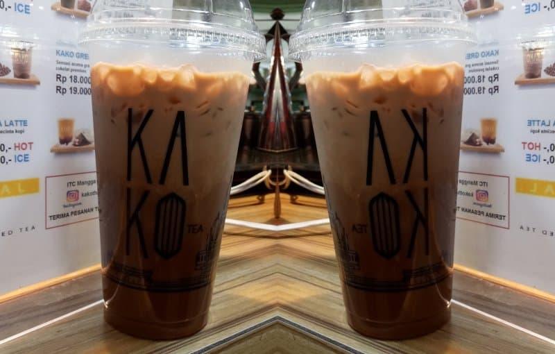 cafe di paringin kota