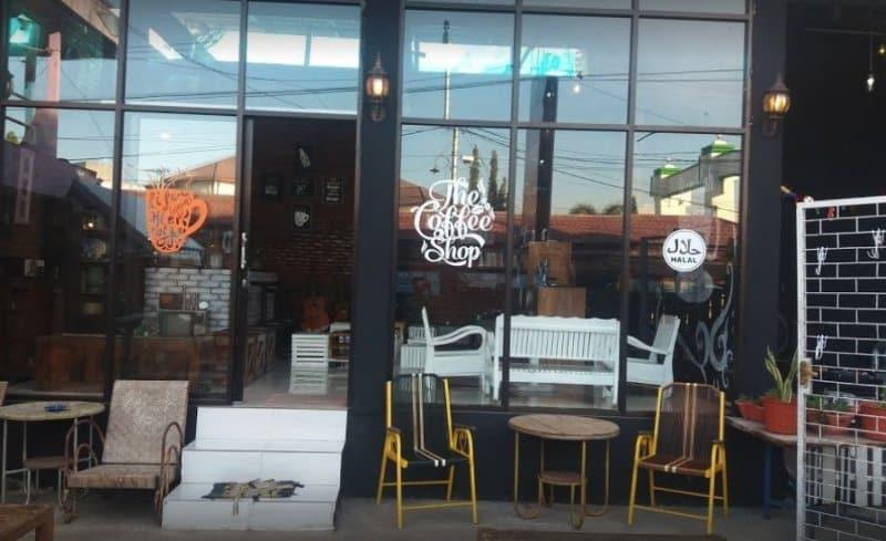 cafe di paringin