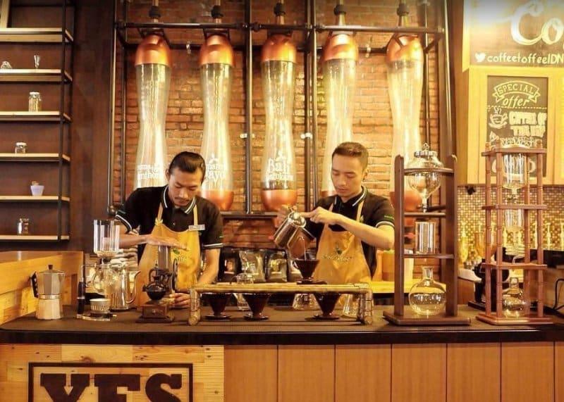 Cafe di sidoarjo paling hits