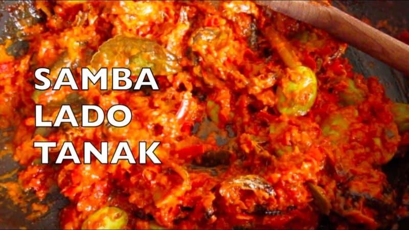 masakan khas padang asli